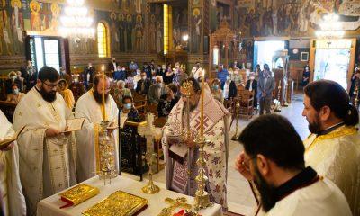Η Αρχαιοπρεπής Θεία Λειτουργία του Αγίου Ιακώβου του Αδελφοθέου στην Καλαμάτα 1
