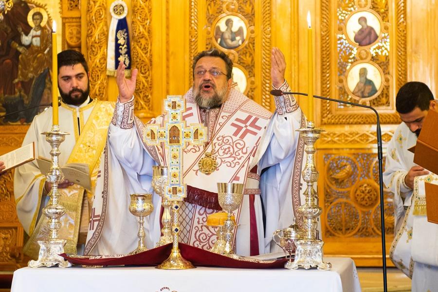 Η Αρχαιοπρεπής Θεία Λειτουργία του Αγίου Ιακώβου του Αδελφοθέου στην Καλαμάτα 10