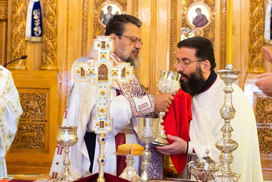 Η Αρχαιοπρεπής Θεία Λειτουργία του Αγίου Ιακώβου του Αδελφοθέου στην Καλαμάτα 9