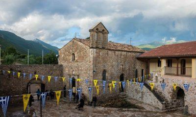 «Καλαμάτα 1821: Δρόμοι Ελευθερίας» Προσκυνηματική ανάβαση στην Ιερά Μονή Βελανιδιάς 4