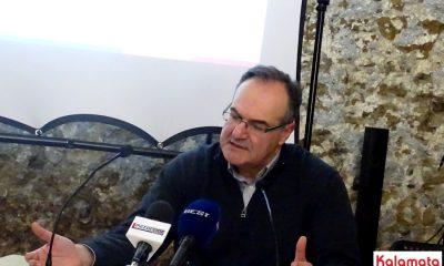 """Βασίλης Κοσμόπουλος: """"Η αντιδεοντολογική συμπεριφορά του κου Δήμαρχου"""" 22"""