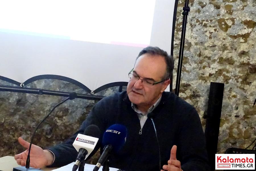 """Βασίλης Κοσμόπουλος: """"Η αντιδεοντολογική συμπεριφορά του κου Δήμαρχου"""" 1"""