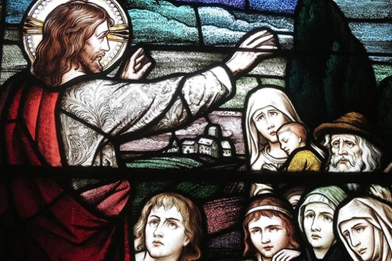 Η αναρχικότητα ενός ακόμη αντισυστημικού λόγου του Χριστού 1
