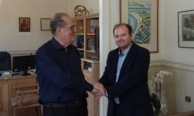 Ο Π. Νίκας για τον απελθόντα διοικητή του Γ.Ν. Μεσσηνίας Γ. Μπέζο 1