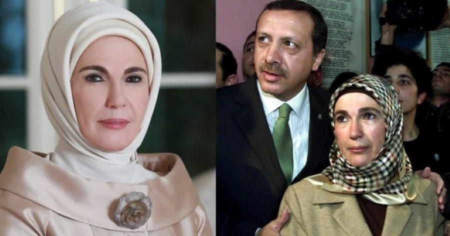 Εμινέ: Η «σκοτεινή» σύζυγος που κάνει ό,τι θέλει τον Ερντογάν και η μανία της με τη χλιδή και την σπατάλη 15