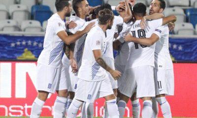 Nations League: Για νέα νίκη κόντρα στο Κόσοβο η Ελλάδα 4