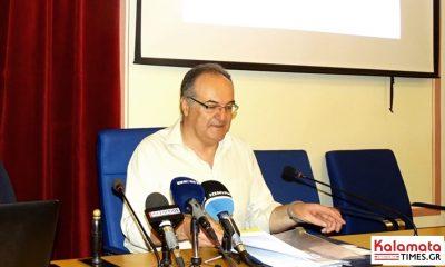 """Κοσμόπουλος μήνυμα συμπαράστασης για τους πληγέντες στη Σάμο και """"σπόντα"""" για Αλειφέρη 7"""