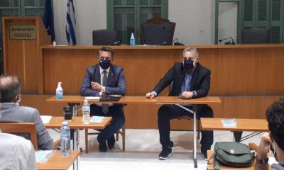 Μαντάς στο Επιμελητήριο Μεσσηνίας: Η κυβέρνηση στηρίζει έμπρακτα την επιχειρηματικότητα και την ιδιωτική οικονομία 7
