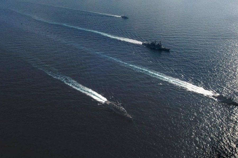 Συγκέντρωση του τουρκικού στόλου στον Κόλπο του Ξηρού 15