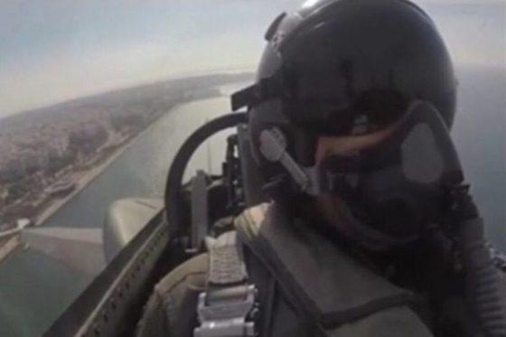 28η Οκτωβρίου: Το μήνυμα του πιλότου της Πολεμικής Αεροπορίας