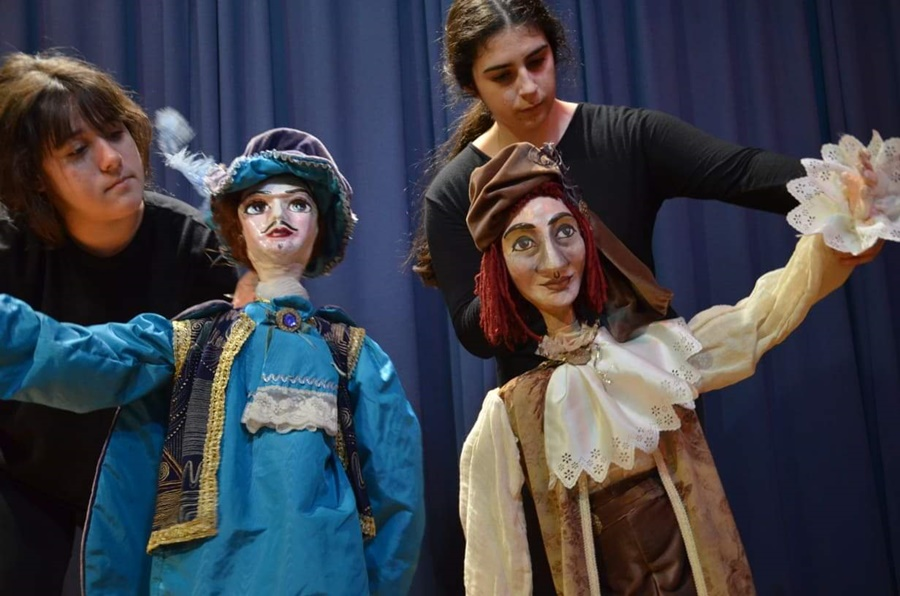 Πέφτει η αυλαία του 4ου Πανελλήνιου Φεστιβάλ Κουκλοθέατρου Καλαμάτας 1