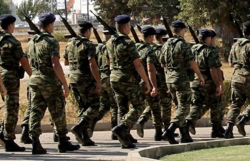 Αυξάνεται στους 12 μήνες η θητεία στον στρατό ξηράς 17