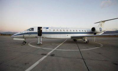 Η Τουρκία εκτός ορίων: Κράτησαν 20 λεπτά στον αέρα το αεροπλάνο του Δένδια 8