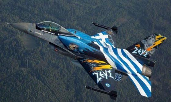 28η Οκτωβρίου: Πολεμικά αεροσκάφη θα πετάξουν πάνω από την Καλαματα
