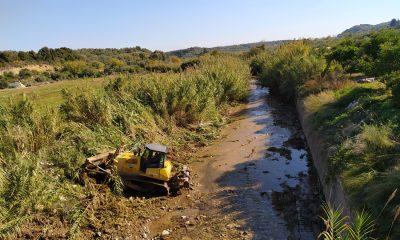 Εργασίες καθαρισμού στα ρέματα της Μεσσηνίας προς αποτροπή πλημμυρικών φαινομένων 31