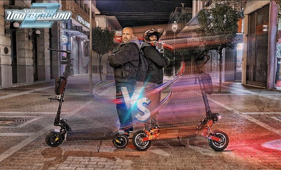 Κανόνες κυκλοφορίας για ηλεκτρικά πατίνια, rollers, skateboards, ποδήλατα, πρόστιμα έως και 200 ευρώ 1