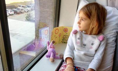 Ξεκίνησε τη θεραπεία στο Τέξας η μικρή Αναστασία - Τους έδωσαν 35% επιτυχία 7