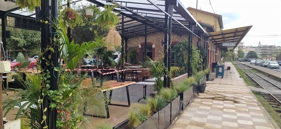 «LEYENDA» το νέο all-day cafe restaurants η ευχάριστη έκπληξη στον σταθμό Καλαμάτας 27