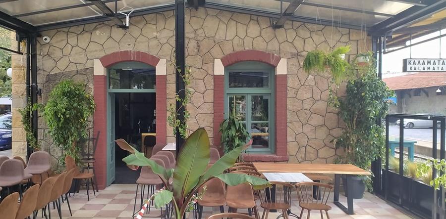«LEYENDA» το νέο all-day cafe restaurants η ευχάριστη έκπληξη στον σταθμό Καλαμάτας 26