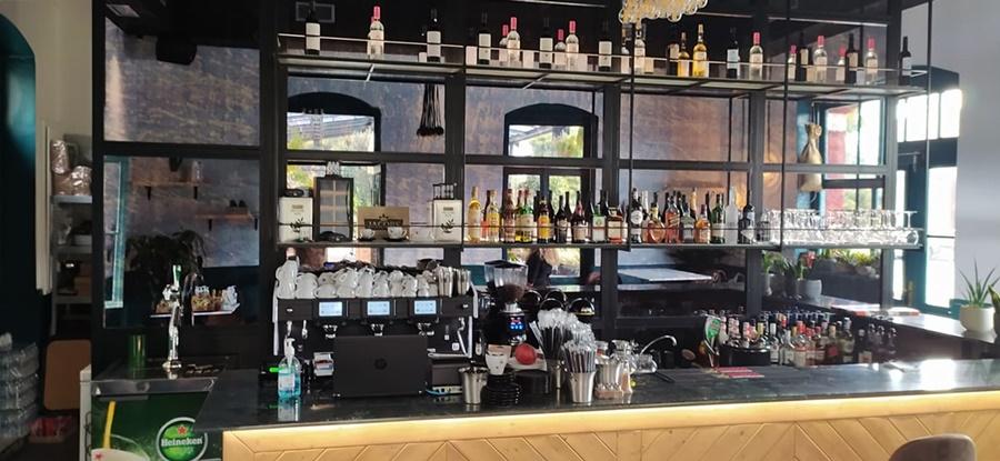 «LEYENDA» το νέο all-day cafe restaurants η ευχάριστη έκπληξη στον σταθμό Καλαμάτας 23