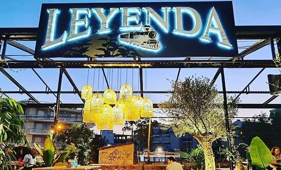 «LEYENDA» το νέο all-day cafe restaurants η ευχάριστη έκπληξη στον σταθμό Καλαμάτας 24