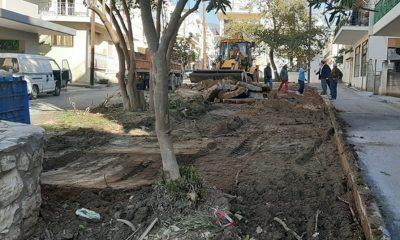 Καλαμάτα: «Πάρκο τσέπης» και στη συμβολή των οδών Βύρωνος & Π. Καίσαρη 9