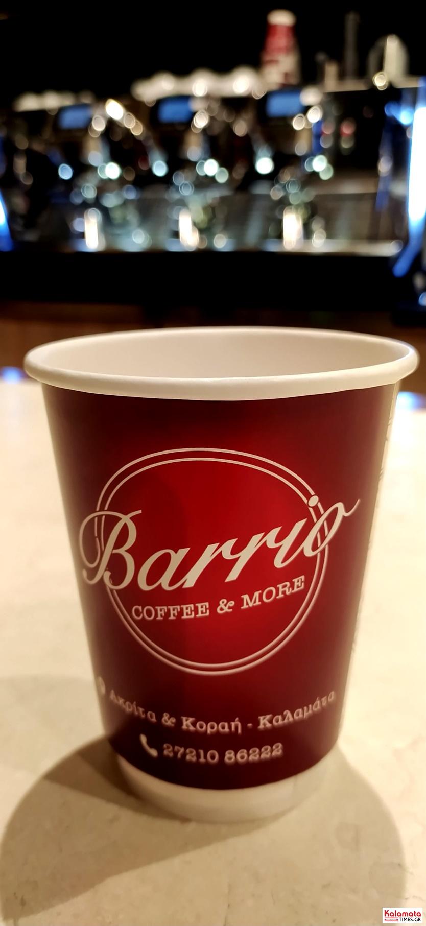 Νέο καφέ στην πόλη, Barrio coffee & more… με την υπογραφή της ποιότητας 7