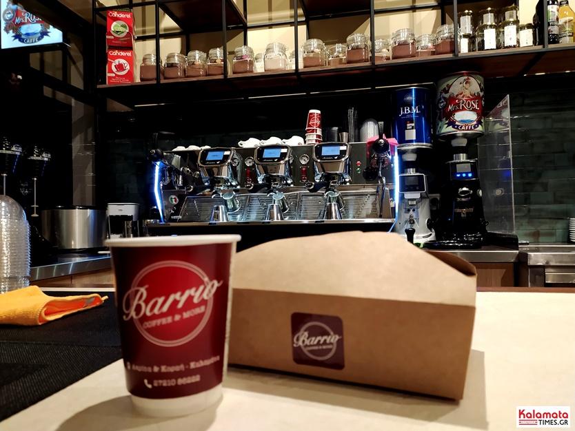 Νέο καφέ στην πόλη, Barrio coffee & more… με την υπογραφή της ποιότητας 14
