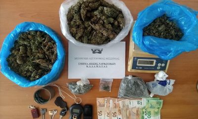 Συνελήφθη 60χρονος για ναρκωτικά στην Καλαμάτα 4