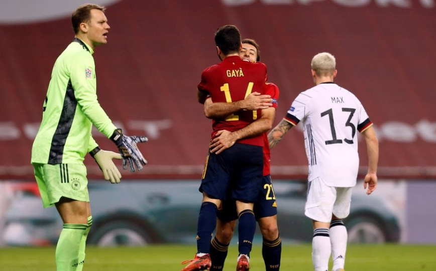 Ισπανία – Γερμανία 6-0: Ασύλληπτη συντριβή για τα «πάντσερ»! 9