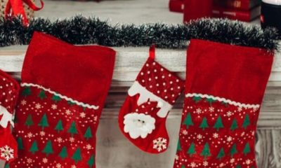 Χριστούγεννα Σπίτι: Ιδέες στολισμού χωρίς απαραίτητα να υπάρχει δέντρο 2