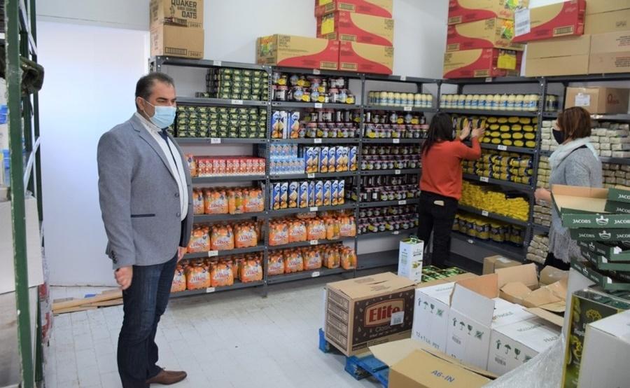 Το Δημοτικό Παντοπωλείο Καλαμάτας ενισχύεται και στηρίζει οικογένειες που έχουν ανάγκη 3