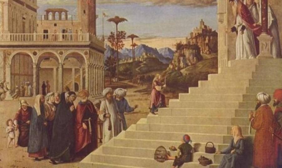 Εισόδια της Θεοτόκου: Τι γιορτάζουμε σήμερα Σάββατο 21 Νοεμβρίου 1