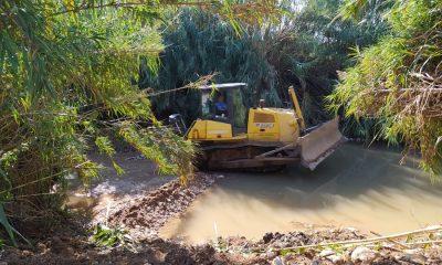 Συνεχίζονται οι συντηρήσεις και οι αντιπλημμυρικές εργασίες στην ΠΕ Μεσσηνίας 9