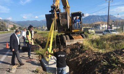 Στάθης Αναστασόπουλος για εργασίες οδοφωτισμού στην εθνική οδό Ασπρόχωμα – Μεσσήνη 21