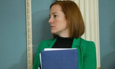Τζεν Ψάκι: Ομογενης από τη Μεσσηνία η εκπρόσωπος Τύπου του Λευκού Οίκου 20