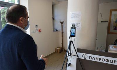 Κάμερες θερμικής απεικόνισης εγκαταστάθηκαν στο Δήμο Καλαμάτας 6