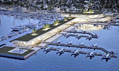 Θετική γνώμη για το υδατοδρόμιο Καλαμάτας από το Δ.Σ. 8