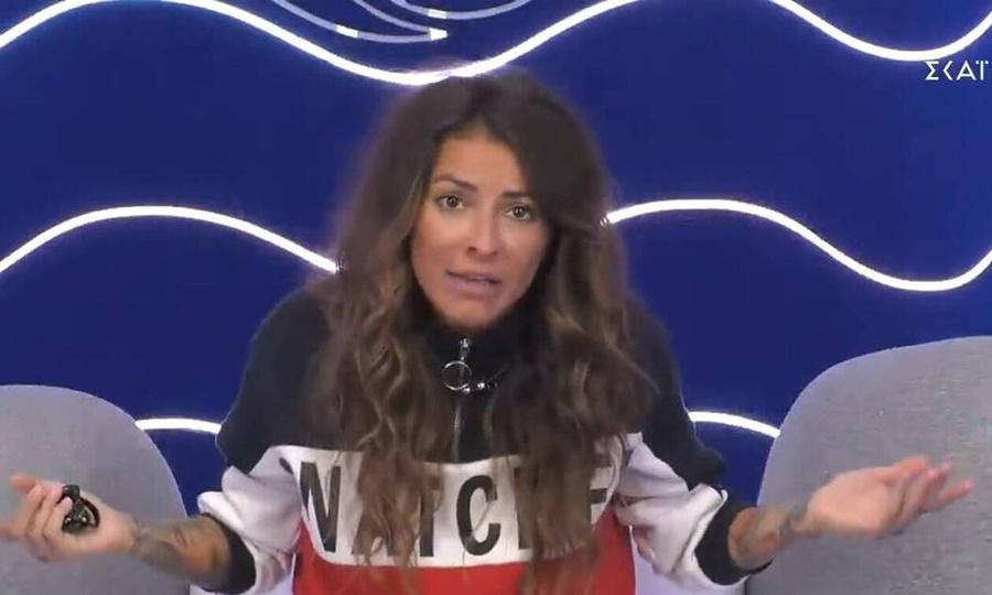 Big Brother: Η Ραμόνα Ραμοροσάνου αποχώρησε από το σπίτι 15