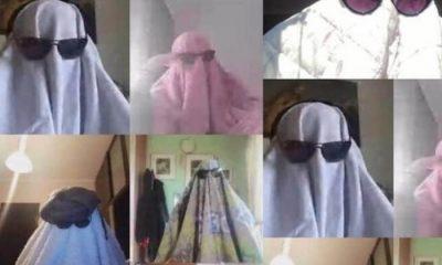 Σέρρες: Μαθητές ντύθηκαν φαντάσματα και έκαναν μάθημα μέσω διαδικτύου 6