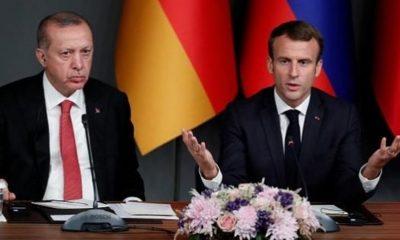 Μακρόν: Επιθετική η Τουρκία προς Ελλάδα και Κύπρο – «Δεν δεχόμαστε κανένα τετελεσμένο» 5