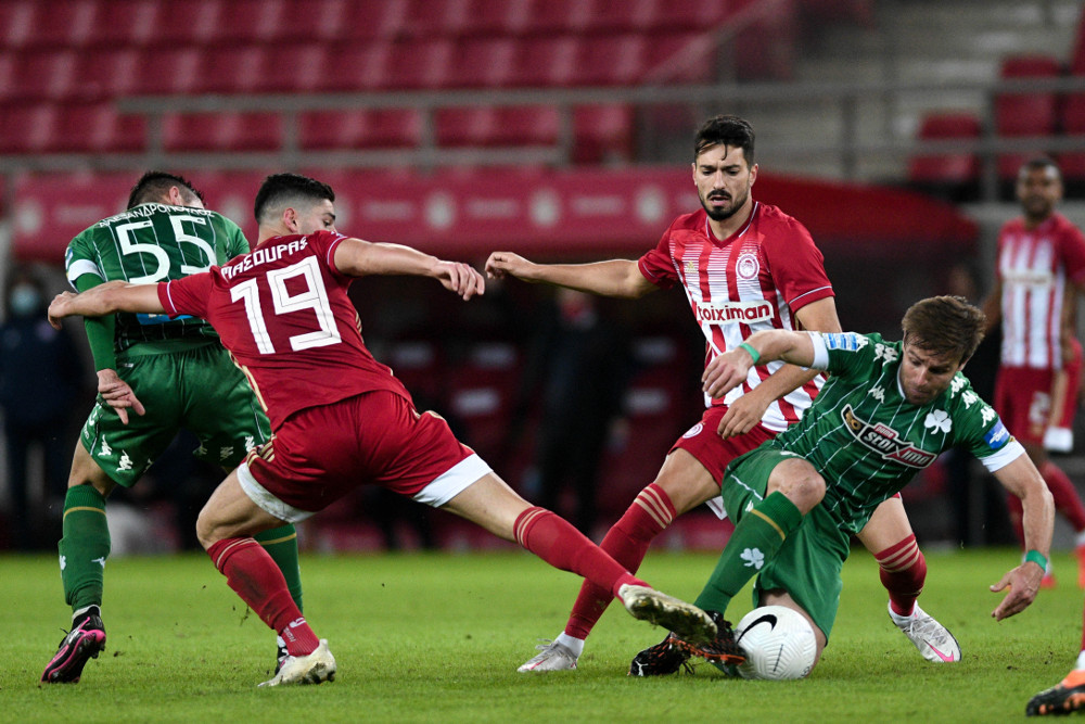 Super League 1: Πήρε το ντέρμπι ο Ολυμπιακός, 1-0 τον Παναθηναϊκό 8