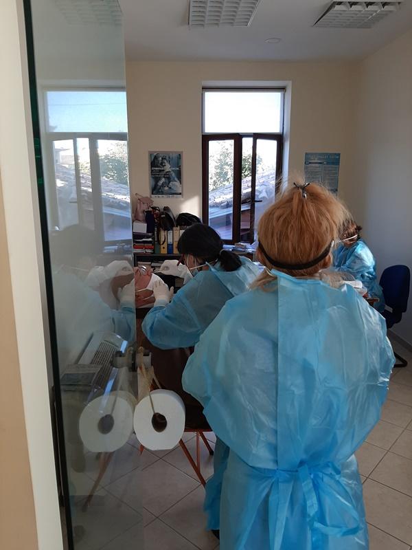 Αρνητικά όλα τα rapid test που διενεργήθηκαν σε εργάτες γης στον Δήμο Μεσσήνης 16