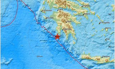 Σεισμός 4,4 ρίχτερ ταρακούνησε όλη τη Μεσσηνία 1