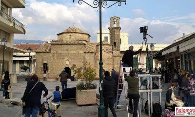 Ο Άνεμος της Ελευθερίας» με σκηνές από το Ιστορικό κέντρο Καλαμάτας
