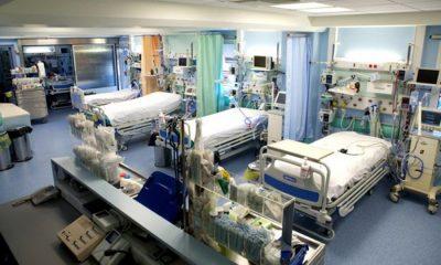 Εθελοντές στα νοσοκομεία στην μάχη κατά του κορονοϊού πλειοψηφία φοιτητών Ιατρικής του ΑΠΘ 12