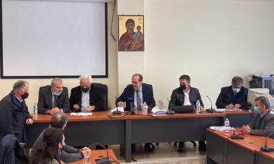 Υπογράφηκε η σύμβαση για το αλιευτικό της Μαραθούπολης, σειρά έργων στον Δήμο Τριφυλίας 4