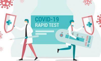 Η διοίκηση του ''Ευκλή'' προσκαλεί τα μέλη και τους αθλητές του για Rapid test 4