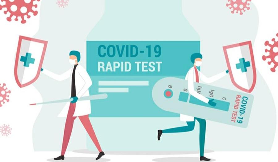 Η διοίκηση του ''Ευκλή'' προσκαλεί τα μέλη και τους αθλητές του για Rapid test 15