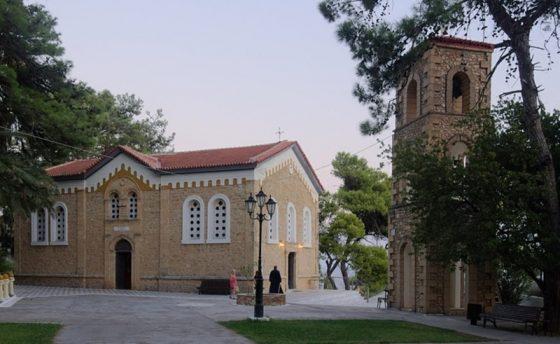 Την Πολιούχο της Παναγία Ελεήστρια θα εορτάσει η Κορώνη